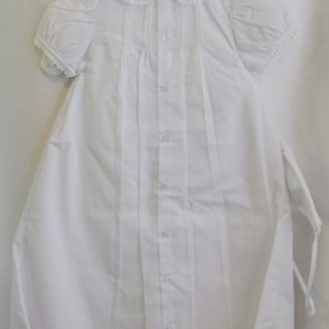 Girls Christening/Baptismal Gown w/ Matching Bonnet