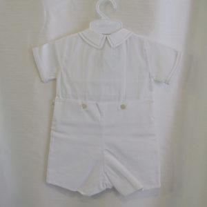 Boys 18 M. Baptismal Outfit