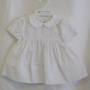 Girls NB Baptismal Dress