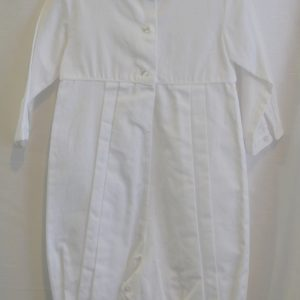 Boys 6-12 M. Baptismal Jumper