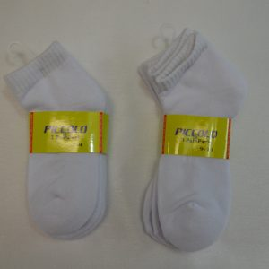 3 Pack Unisex Low Cut Socks