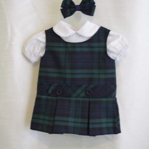 Doll Dress for Holy Guardian Angel/ Sacred Heart School