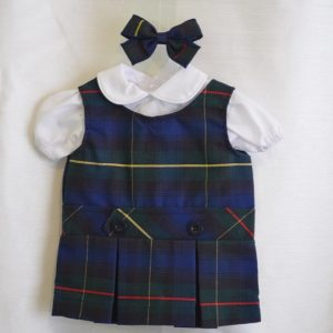 Doll Dress for LaSalle/ St Ignatius School