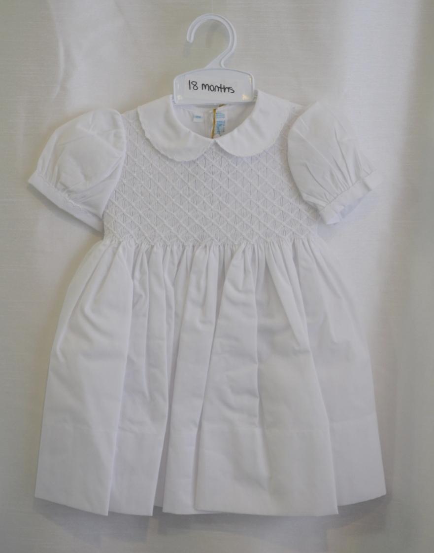 Girls 18 M. Baptismal Gown