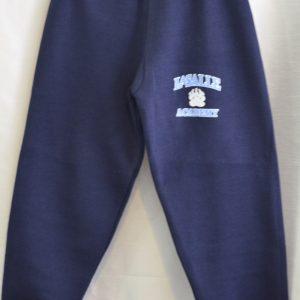 LaSalle Navy Gym Sweatpant (Grade K-4)
