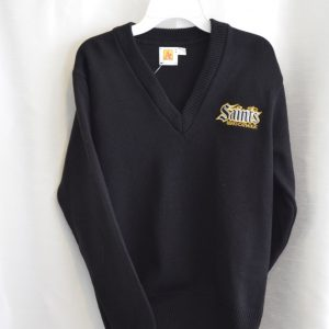 Berks Catholic Black Long Sleeve Pullover