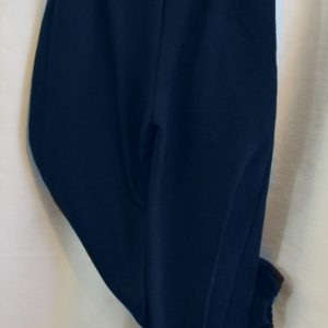 Plain Navy Sweatpant For Gym