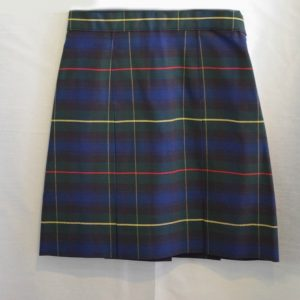 St. Ignatius Plaid Skirt