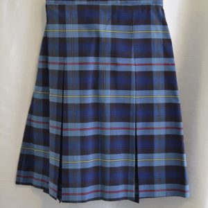 St Catharine Plaid School Skirt