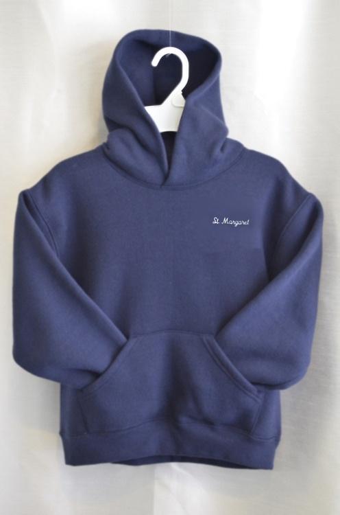 St Margaret Hooded Pullover Sweatshirt For Gym