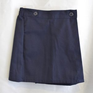 st catharine navy summer skort