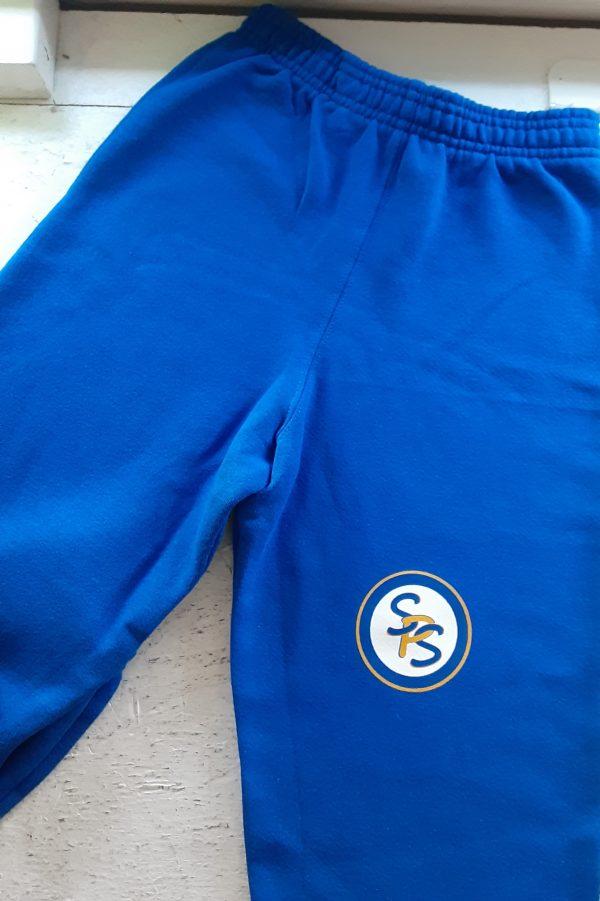 blue st peter sweatpants