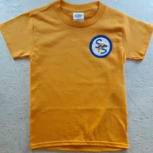 st peter yellow tshirt